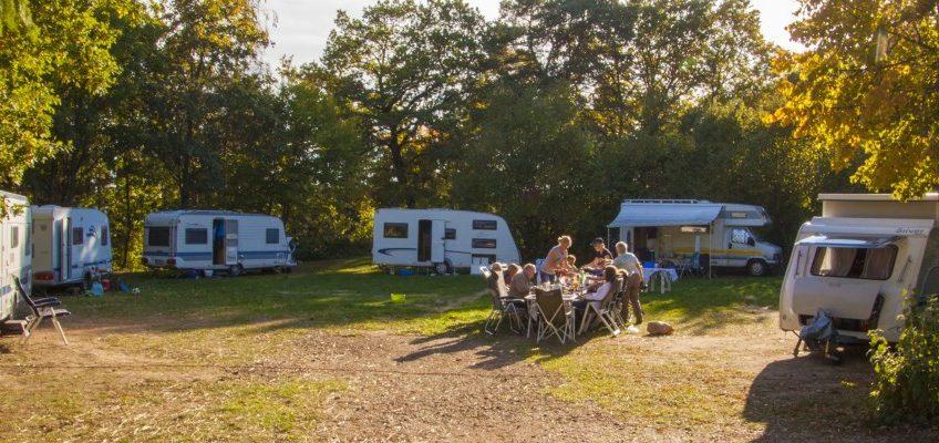 Anmeldung zu den Campingtagen